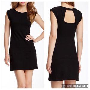 Yoana Baraschi Cut Out Black Dress Small